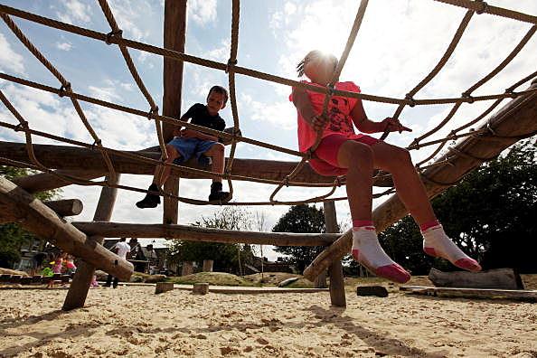 Best Playgrounds in Wichita Falls