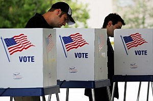 Americans Go To The Polls
