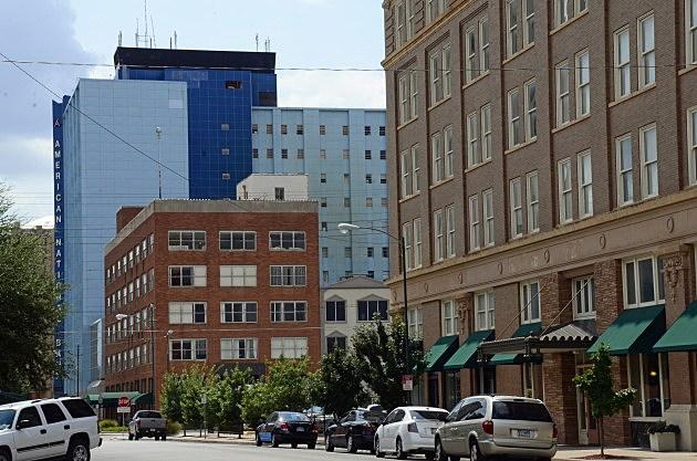 Downtown Wichita Falls - ©Townsquare Media