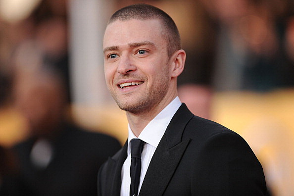 Justin Timberlake Seen With Mystery Woman