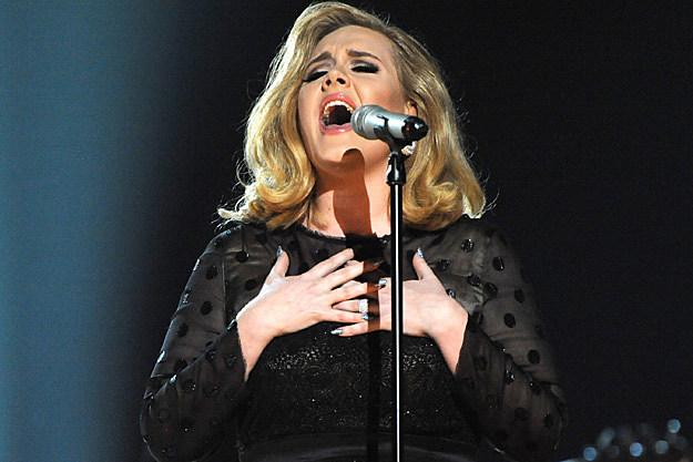 Adele - Grammy Performance