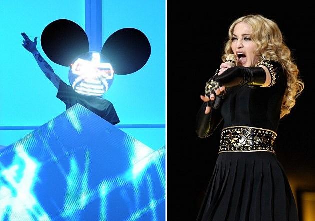 Deadmau5 & Madonna