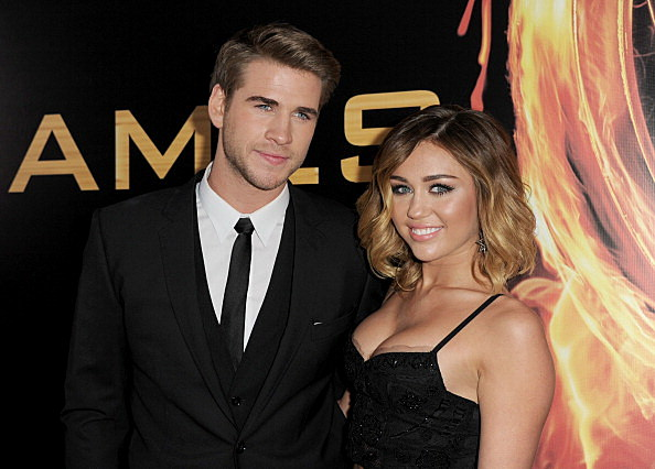 Miely Cyrus and Lima Hemsworth Engaged