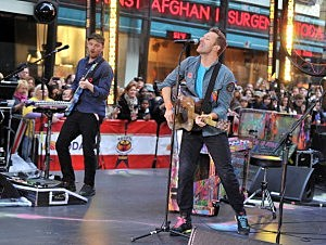 Coldplay Live 2