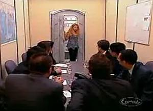 Bathroom prank