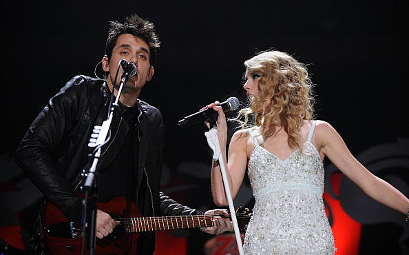 Taylor Swift and John Mayer In 2009