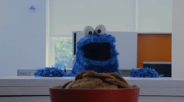 Cookie Monster Share it Maybe
