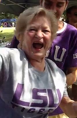 Keg Stand Grandma