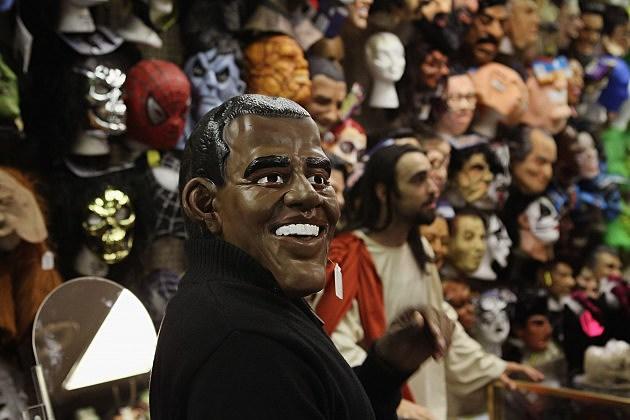 Obama mask