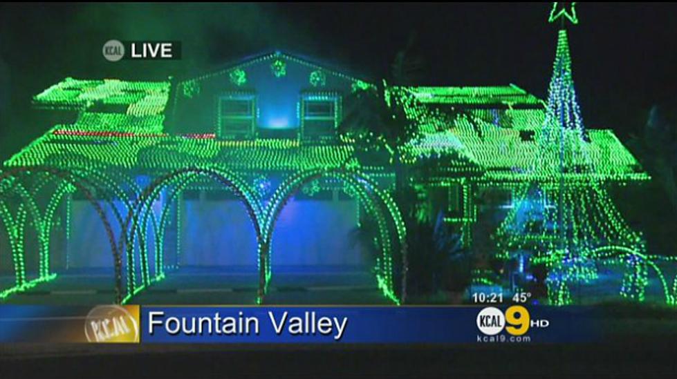 65000 led christmas lights video - Fountain Valley Christmas Lights