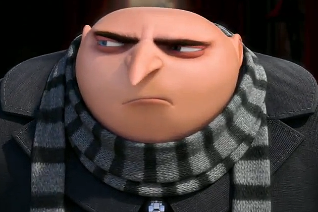 Gru - Dispicable Me 2 trailer