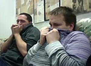 Men react to childbirth