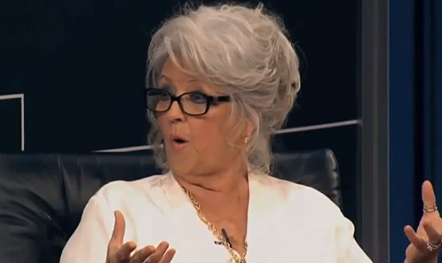 Paula Deen has a black friend