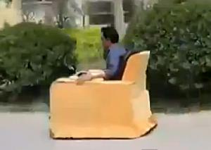 motorized recliner