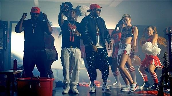 "Mike WiLL Made-It's ""23"" ft. Miley Cyrus, Wiz Khalifa & Juicy J."