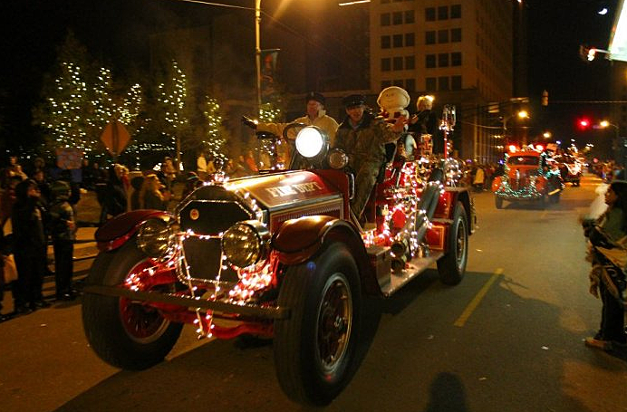 City Lights Parade