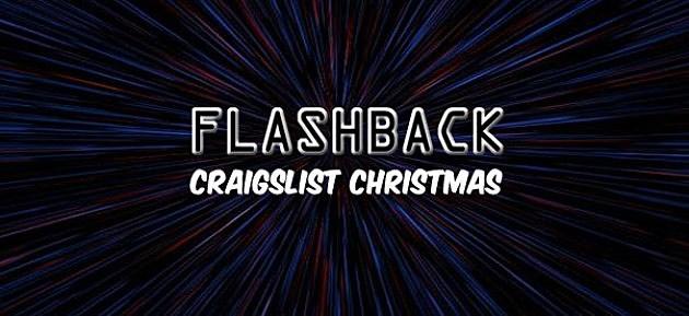 Craigslist Christmas
