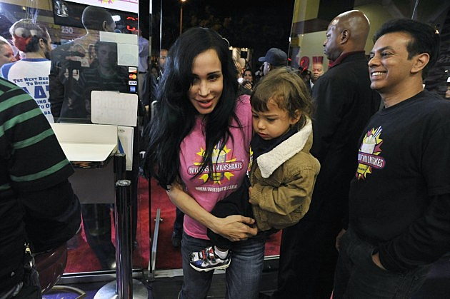 Octomom welfare fraud charges