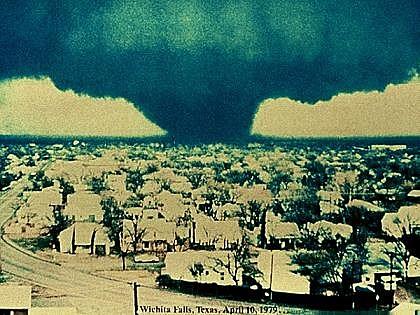 1979 tornado Wichita falls TX