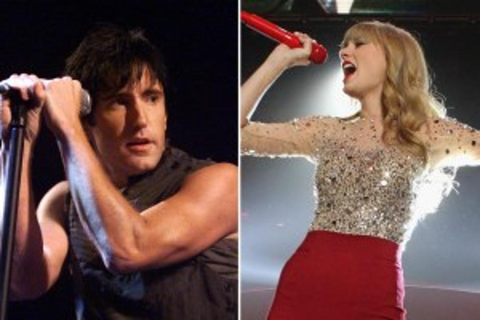 Taylor Swift\'s \'Shake It Off\' Mashed Up With Nine Inch Nails\' \'The ...