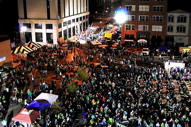 Wichita Falls St. Patrick's Day Downtown Street Festival