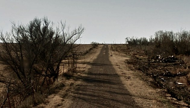 Moeller Road - Electra, Texas, Haunted