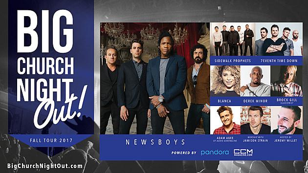 Newsboys concert Wichita Falls
