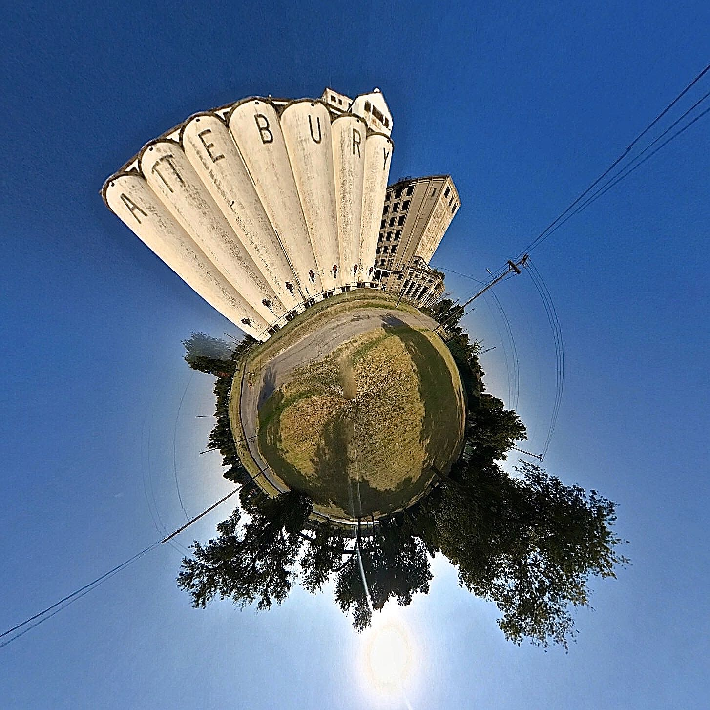 Tiny Planet Attebury Wichita Falls