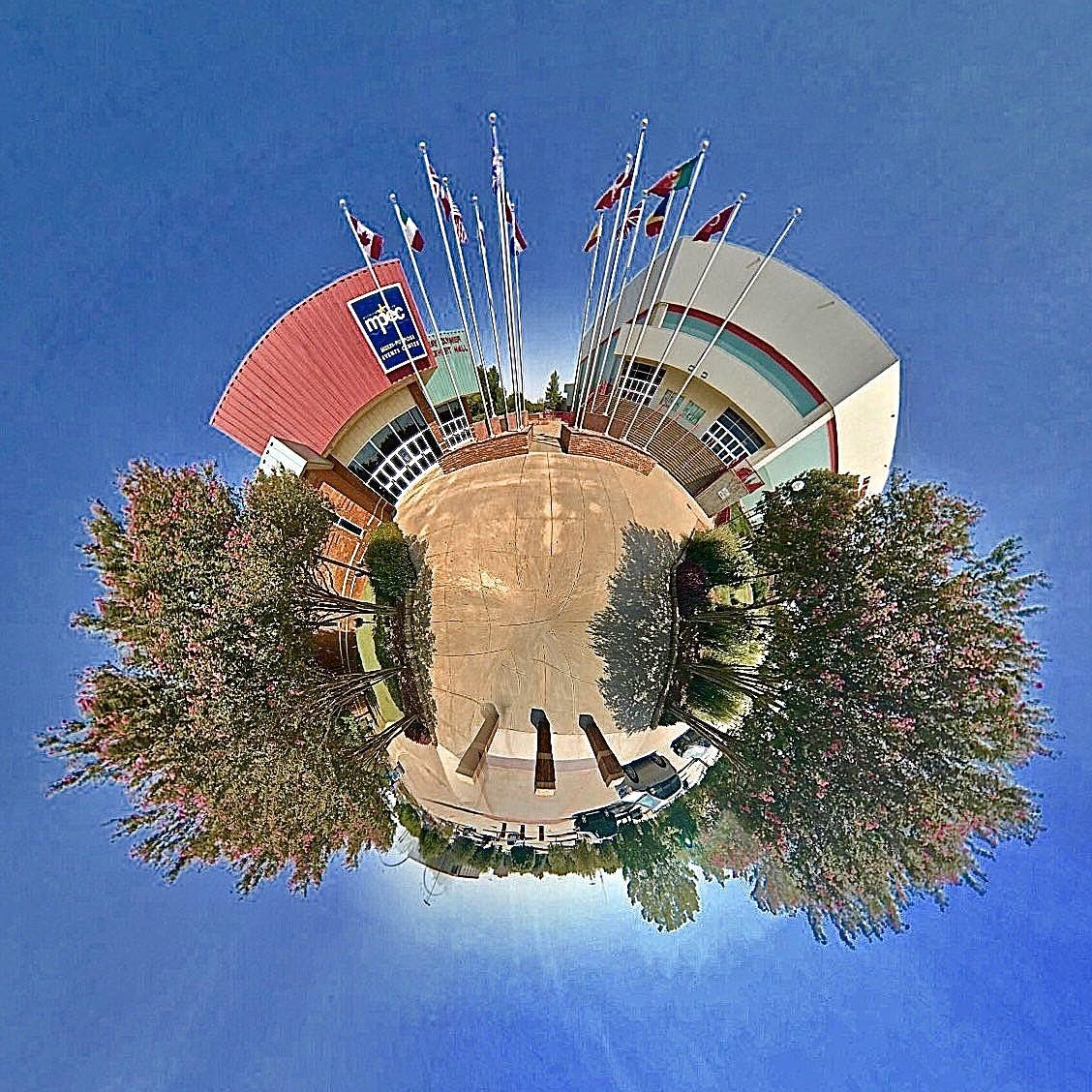 MPEC-Coliseum - Tiny Planet