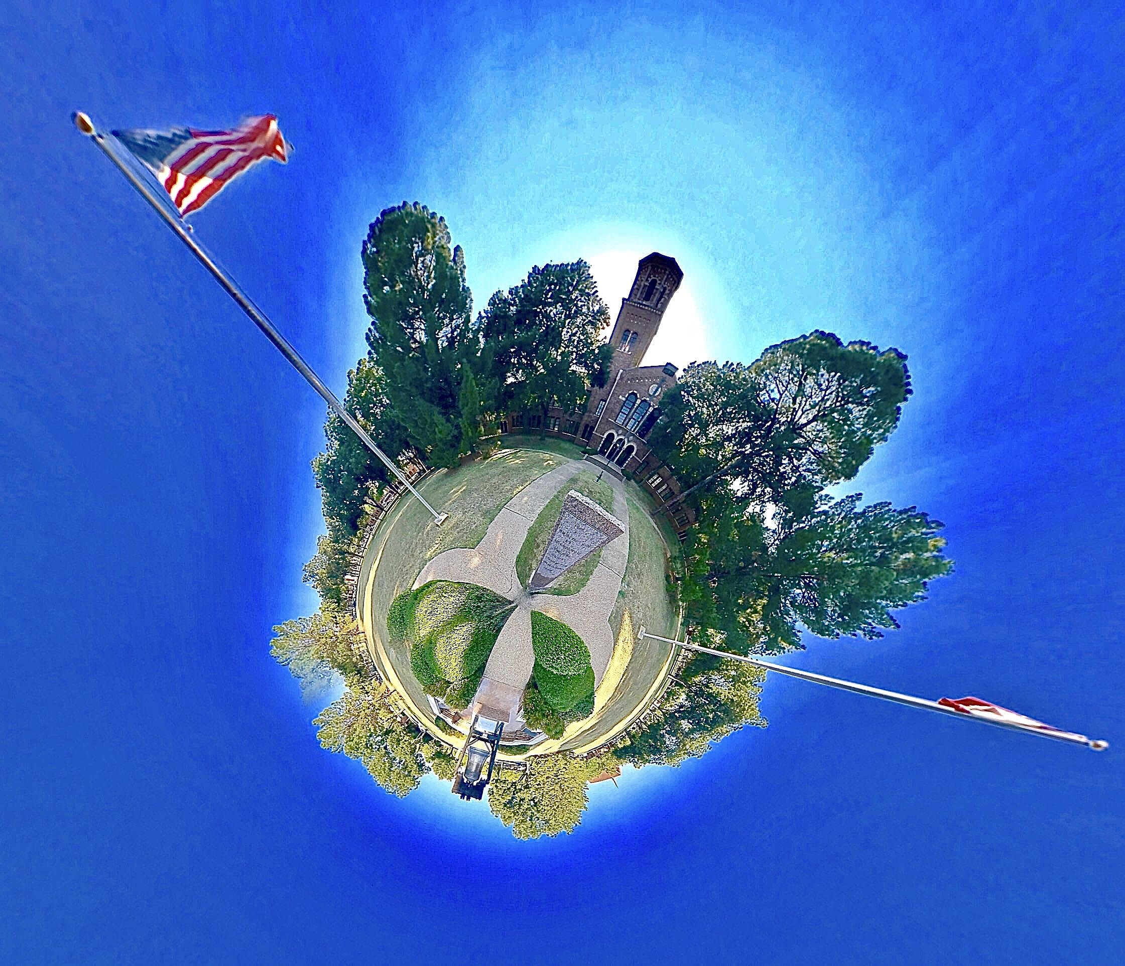 Midwestern State University-2 - Tiny Planet