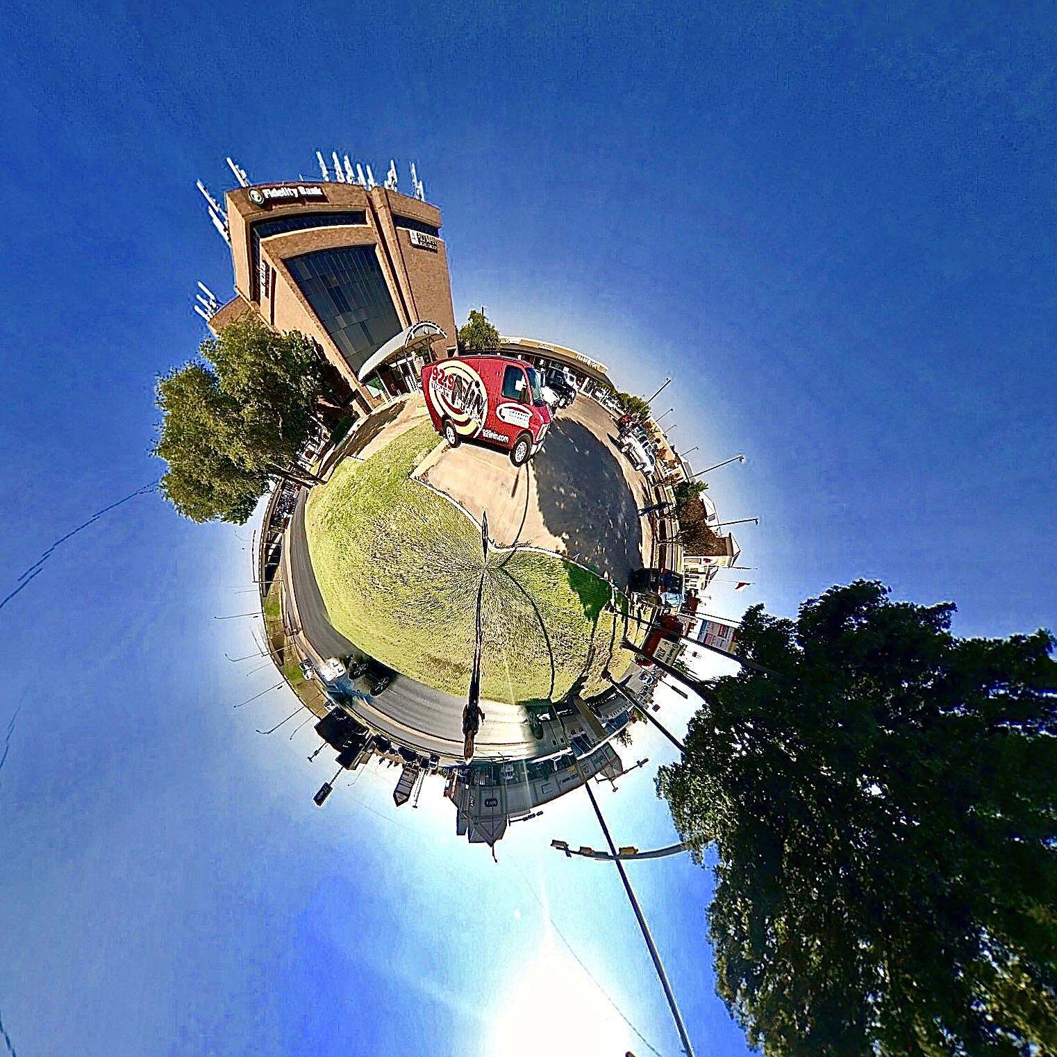 Townsquare Media Studios - Tiny Planet