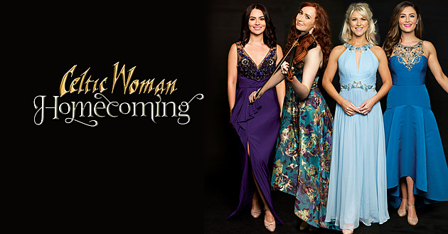 Celtic Woman - 'Homecoming' live in Wichita Falls