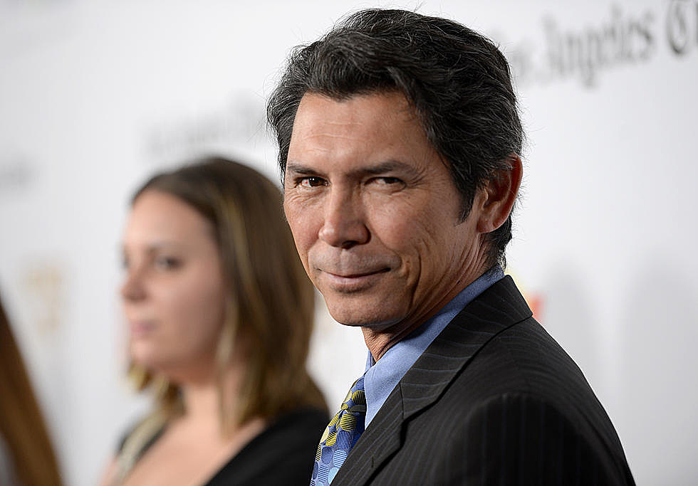 Lou Diamond Phillips arrested texas